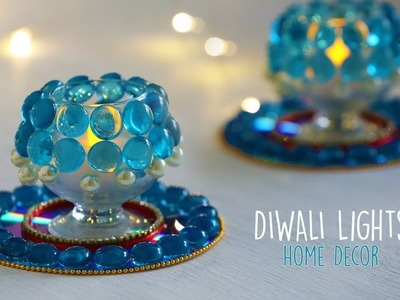 DIY Diwali Lights | Diwali Decoration Ideas at Home