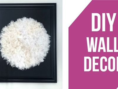DIY Juju Hat  | Wall Decor Ideas