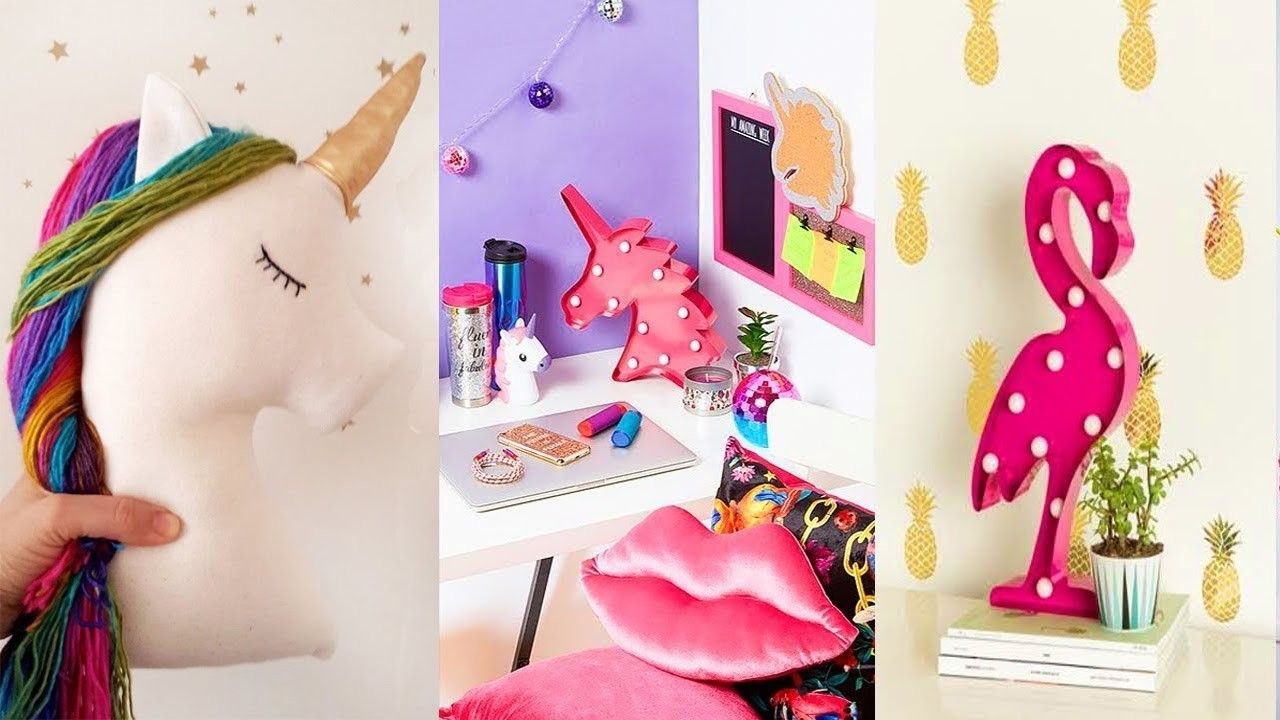 DIY Room Decor! Easy Crafts At Home, Diy Ideas For