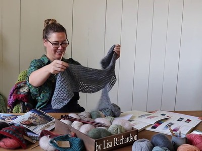 Florence Scarf Crochet Along Tutorial - Release 2