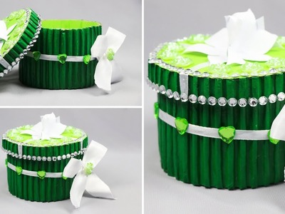 Gift Box Ideas – How To Make A Beautiful Gift Box At Home – Art and Craft Ideas