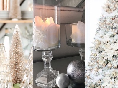 GLAM CHRISTMAS DECOR DIY 2018