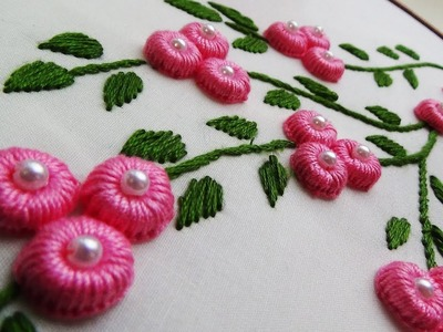 Hand Embroidery: Ring Embroidery