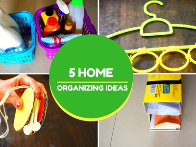 Home Organizing Ideas தமிழ்|Cheap ideas & Easy DIYs|Simple Home Storage Ideas