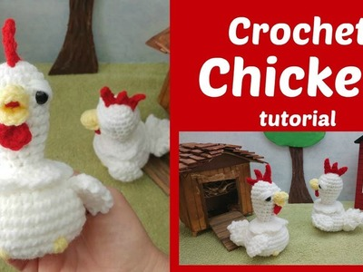 How To Crochet A Chicken