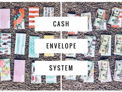 October  Budget With Me: Cash Envelope System!