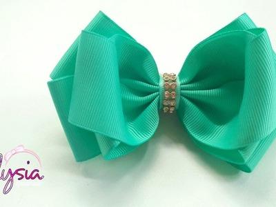 [PREVIEW] Laço Vanessa ???? Ribbon Bow ???? DIY by Elysia Handmade