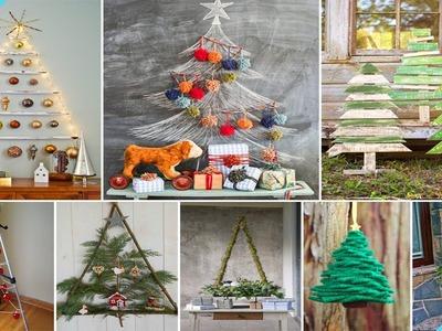 100+ Easy DIY Christmas Tree Ideas | DIY Christmas