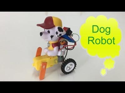 Amazing DIY Dog ROBOT Idea - How to make