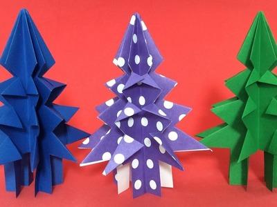 Arbolito de navidad????Christmas tree⛄ decorations for christmas❄????arbolito de papel