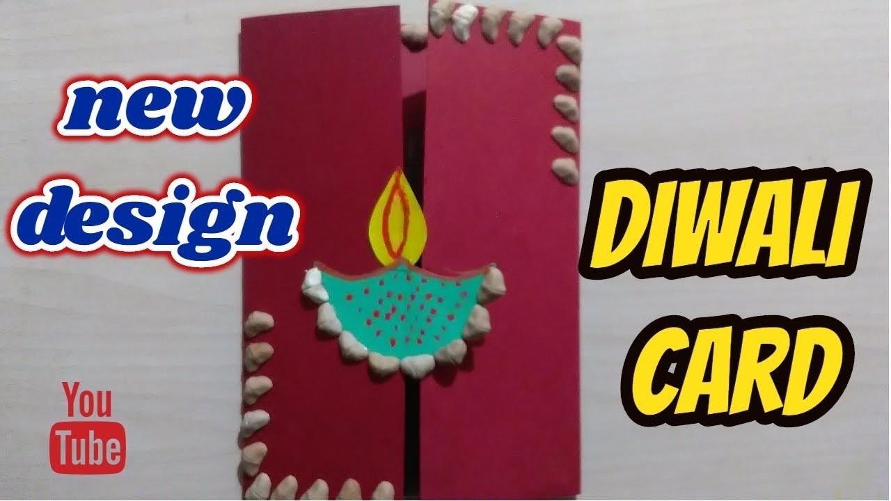 Beautiful Pop Up card for Diwali | diy Diwali card | Complete tutorial-|Hindi|