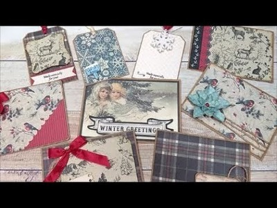 Country Craft Creations Design Team Project #4 using Scraps from the Solitude Collection