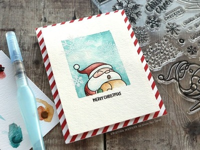 December 2018 Card Kit - More Card Kit Inspiration with Kristina Werner!