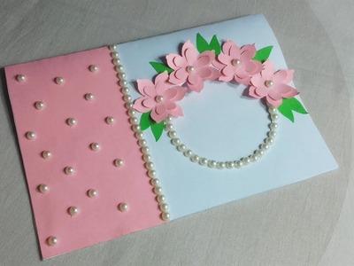 DIY Friendship Day Card How to Make Beautiful Friendship card Creative Ideas