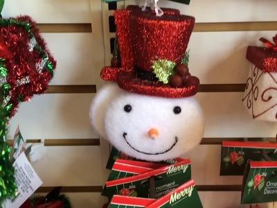 Dollar Tree Christmas 2018