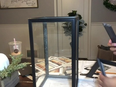 Dollar Tree DIY Lantern