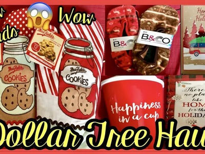DOLLAR TREE HAUL   NEW STOCKING STUFFERS AND GREAT GIFTS IDEA'S   NOVEMBER 16 2018