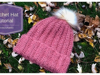 How to crochet : Hat