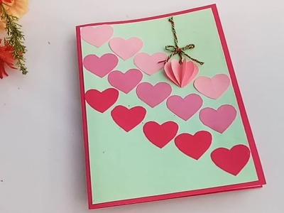 How to make Birthday Gift Card. DIY Greeting Cards for boyfriend.
