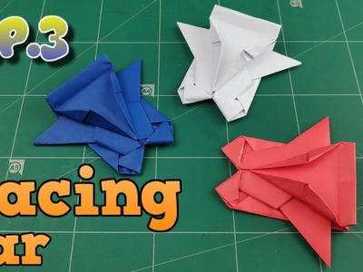 How To Make Easy Car Paper Model | Origami Car Way | DIY Paper Crafts Videos Tutorial Ep.3