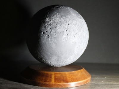 How to make This Model of Moon | Lunar | DIY