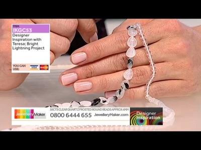 JewelleryMaker DI 26.01.14 - How to Make Wirework Jewellery