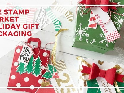 The Stamp Market | Holiday Gift Packaging