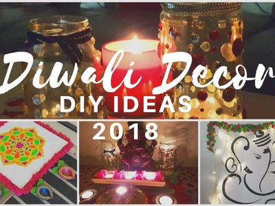 Affordable and Easy DIY Diwali Decoration Ideas | Diwali Home Decor