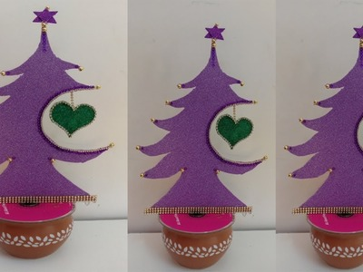 DIY Christmas tree ! Christmas Decoration ! Christmas craft ideas