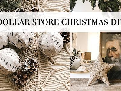 Dollar Store Christmas Decorations DIY