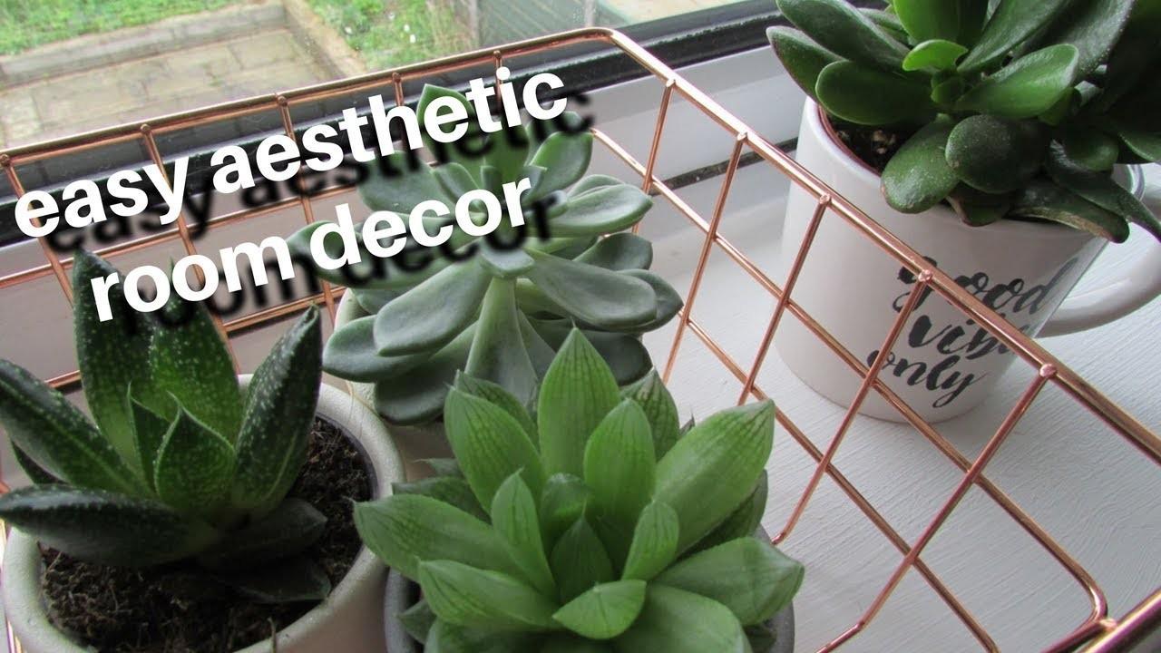 Easy Aesthetic Room Decor