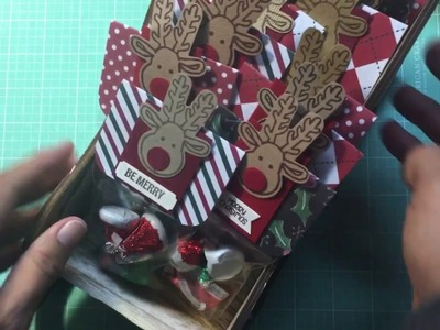 HOLIDAY CRAFT BOUTIQUE PROJECTS 2018 - CANDY AND HOT COCOA TREATS
