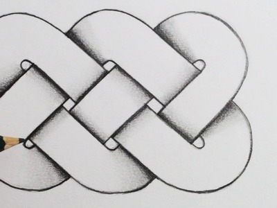 How to Draw a Celtic Knot in 7 Steps