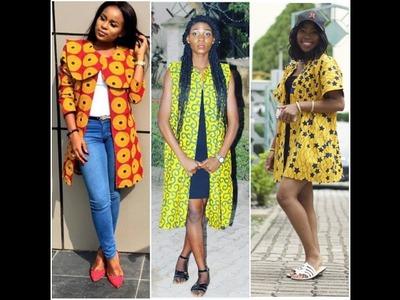 How to make Waterfall Kimono Jacket in details: #STEPBYSTEP TUTORIAL (Beginners DIY) LATEST N SIMPLE