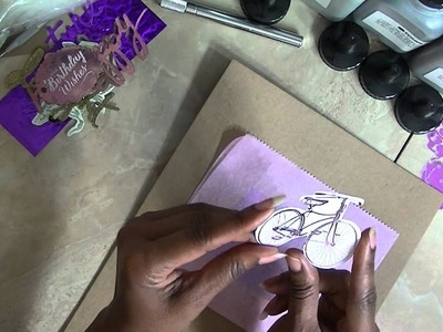 #LoveSummerArt- How To: Foil WITHOUT a Laminator
