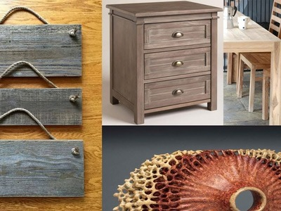 Wood Crafts That Sell : Top 10  To Make and Profitable