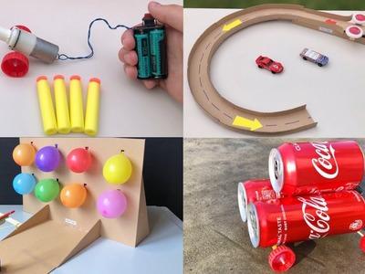 4 Amazing ideas DIY TOYs - Everyone Should Know