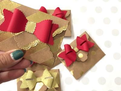 CRAFT FAIR IDEAS 2018 Gift Card Envelopes #4