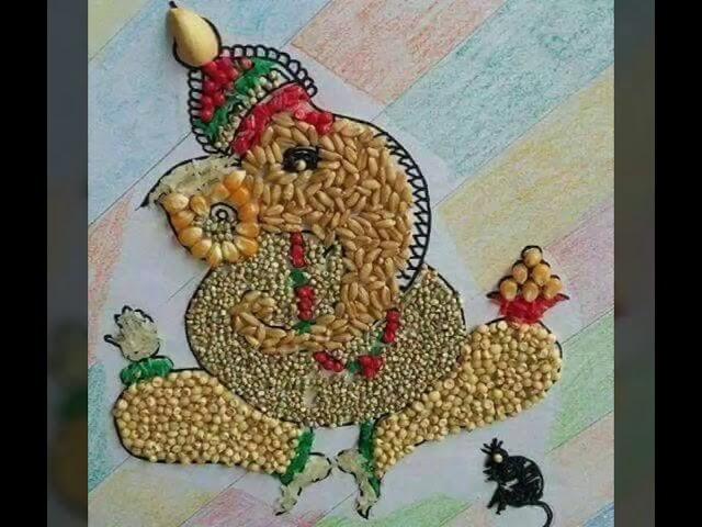 Creative ganpati making ideas for kids