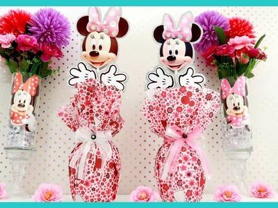 Decoracion Minnie Mouse Super Economico | Rapiditos de Maggy Jim.