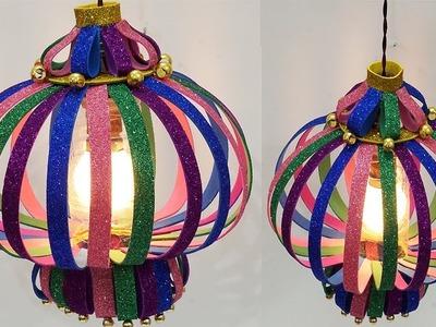 Easy Diwali. Christmas Paper Lantern - How to Make DIY Diwali Kandil | StylEnrich