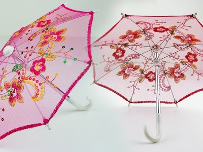 How to make a Umbrella that open and closes