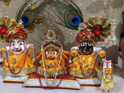 How to make Ancient Sculpture Lord Jagannath