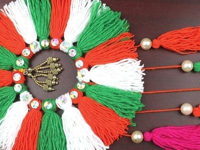 Innovative Ideas Woolen Design | Craft ideas using woolen - Waste out of best - DIY arts and crafts