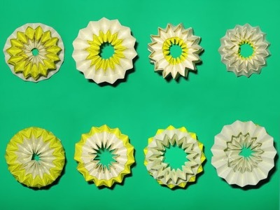 "Origami ""Kaleidoscopic Twister"" by Charles ""Doc"" Santee (Part 2 of 2)"