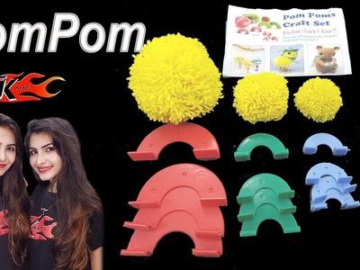 Pom Pom Maker - HOW TO  - JK Arts 1497