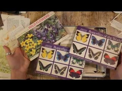 Tea Cards: Intro and How to Make Some