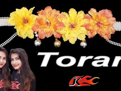 Toran. Bandhanwar - How to make  - JK Arts  1504