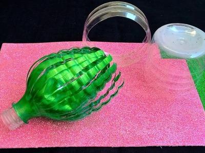 Waste Plastic Bottle Reuse Idea   Best Out Of Waste Plastic Bottle