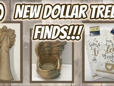 10 NEW Dollar Tree FINDS | October New Finds at the DOLLAR TREE